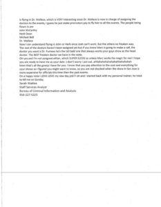 Waklee.UFC Email 2